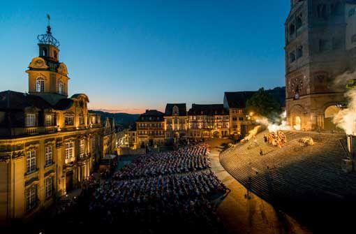 Freilichtbühnen in Stuttgart und der Region