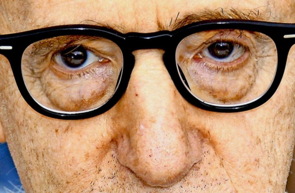 sehr schön 8061c 5c763 Die berühmteste Brille der Filmgeschichte – Woody Allen wird ...