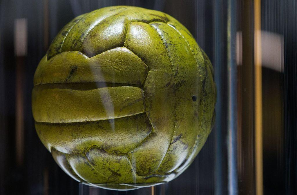 1954 Wm Befindet Sich Endspielball OriginalDer Das Fußball Von XiwZPkuOT