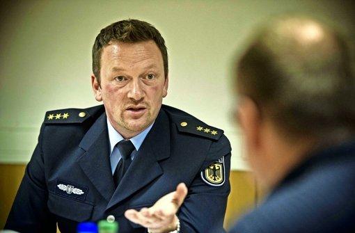 Neuer Chef der Bundespolizeiinspektion