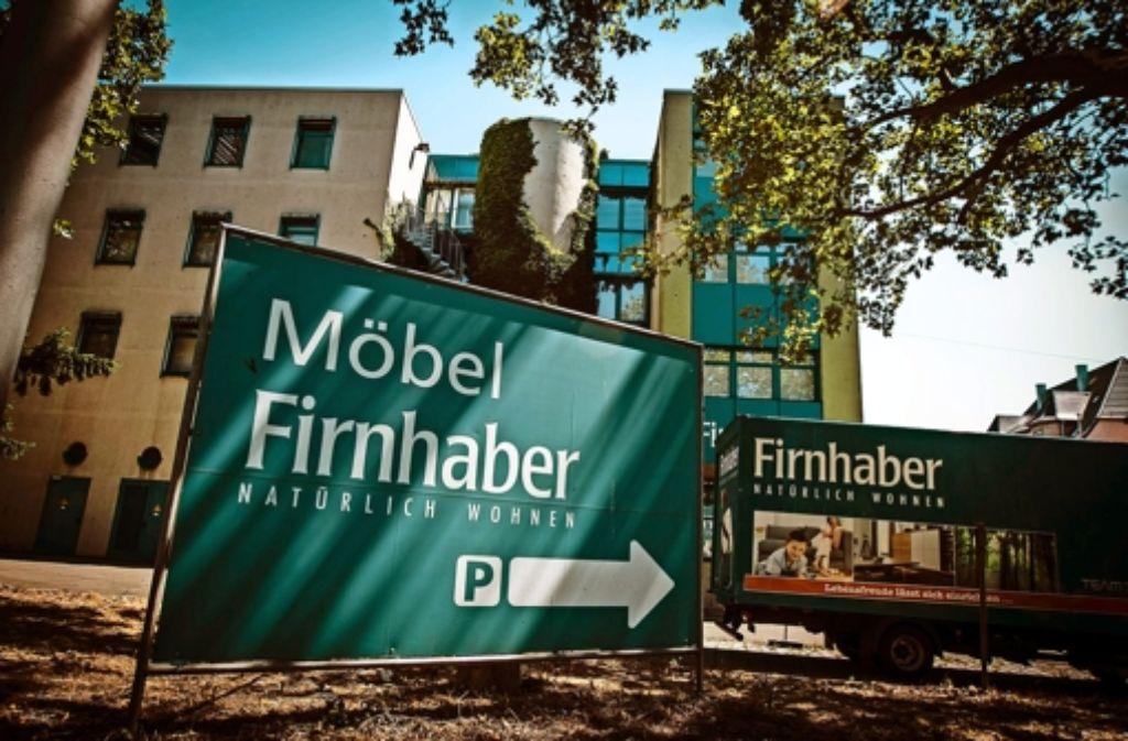 Möbelhandel In Stuttgart Möbel Firnhaber Schließt Im Sommer 2016