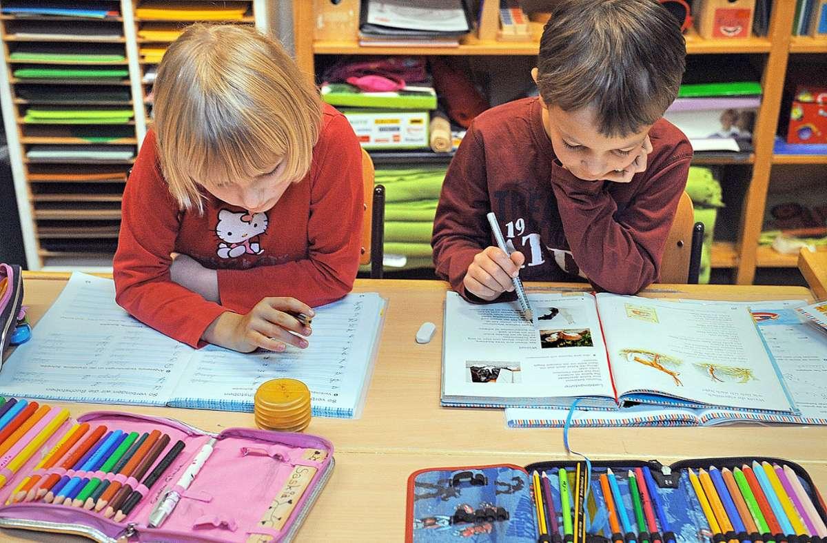 Nächstes Schuljahr in Baden-Württemberg: Eisenmann bleibt bei ihrer Linie für Betreuung an Schulen