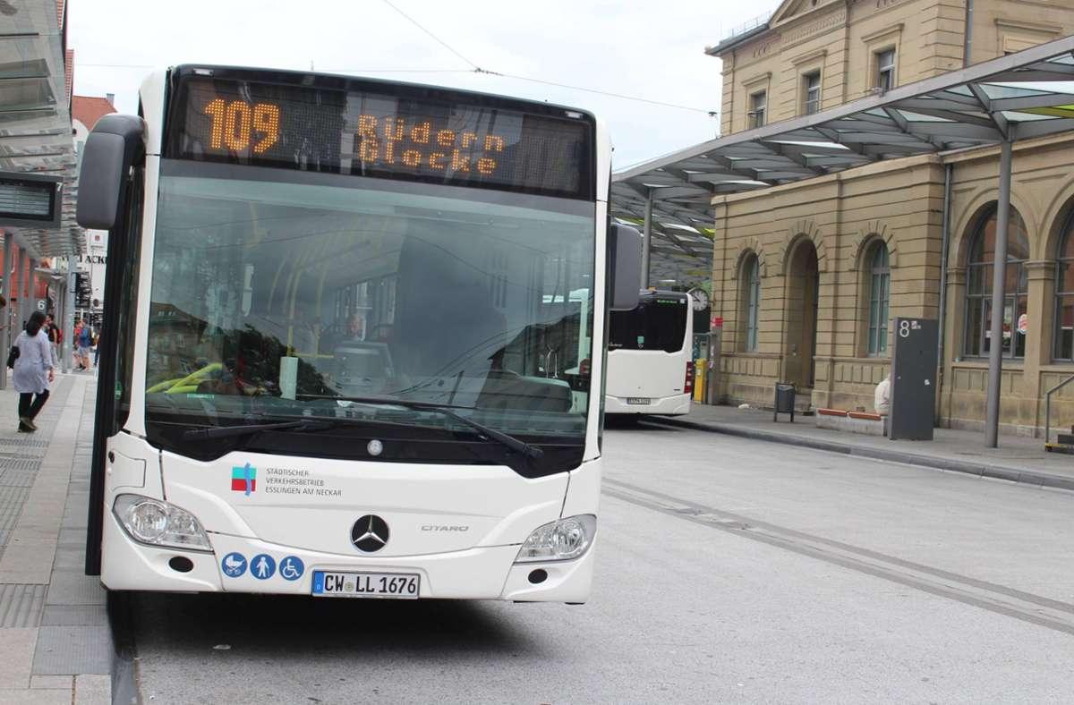 Bus-Bündelvergabe - Fehler auf beiden Seiten