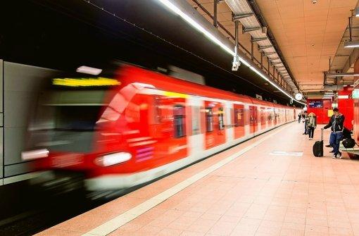S-Bahn-Störung an drei Stopps