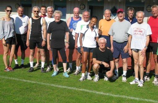Sportgruppe Himmelsbach spendet auf der Weihnachtsfeier