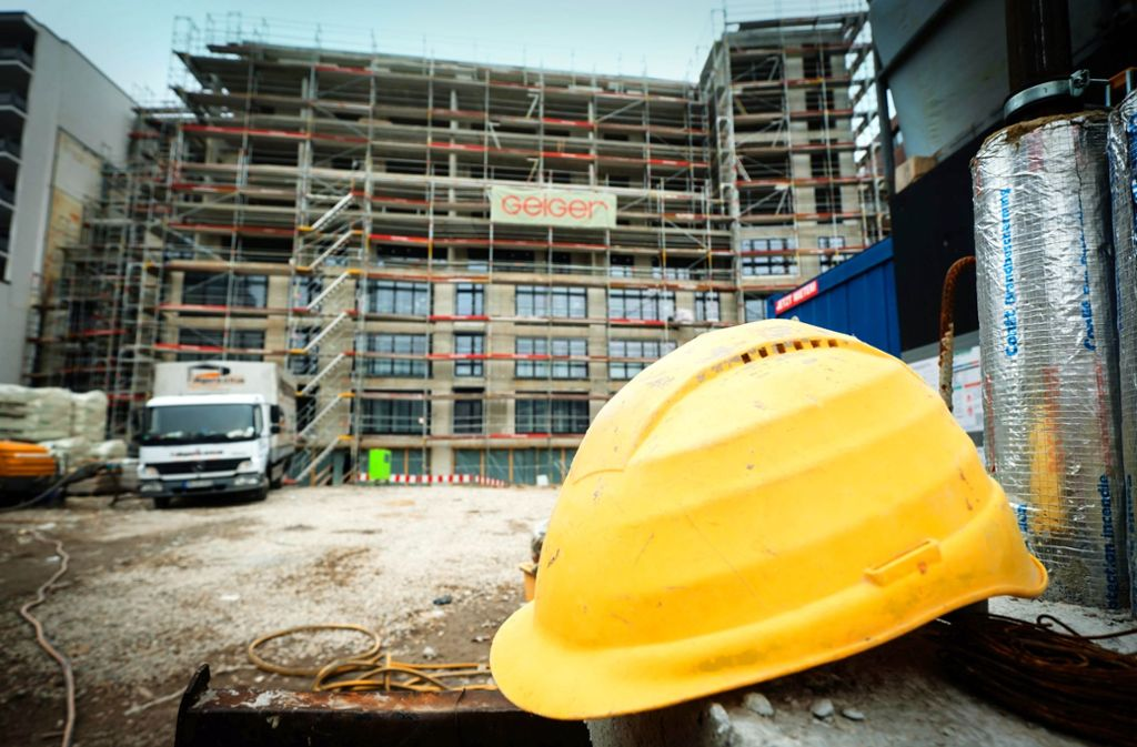 Immobilien In Stuttgart Noch Steigen Preise Fur Wohneigentum