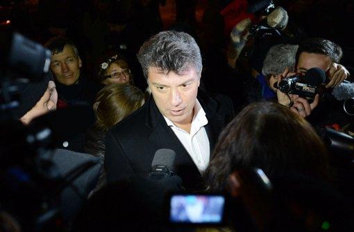 Putin-Kritiker Nemzow erschossen