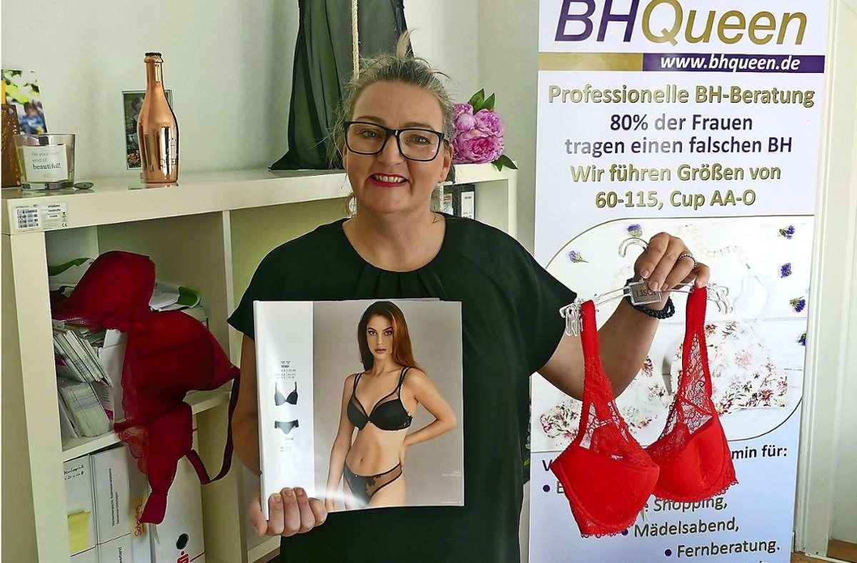 Göppingerin in TV Show Königin der BHs als Shopping Queen ...