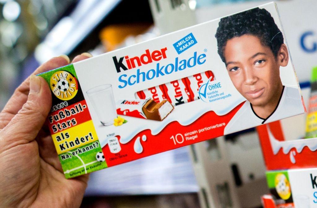 Kinderschokolade Kinderarbeit