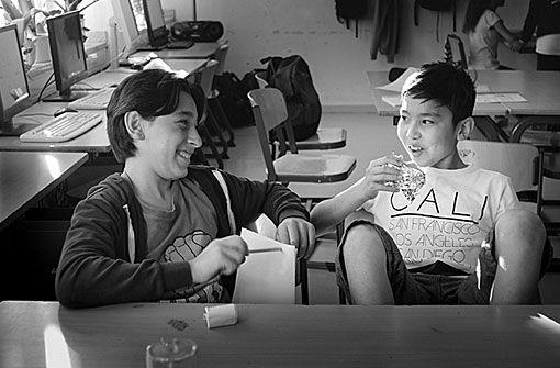 Dokumentarfilm: Klasse Deutsch