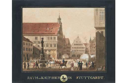 Stadtarchiv: Rechnende Bürgermeister - Geld, Macht und Erinnerung im vormodernen Stuttgart