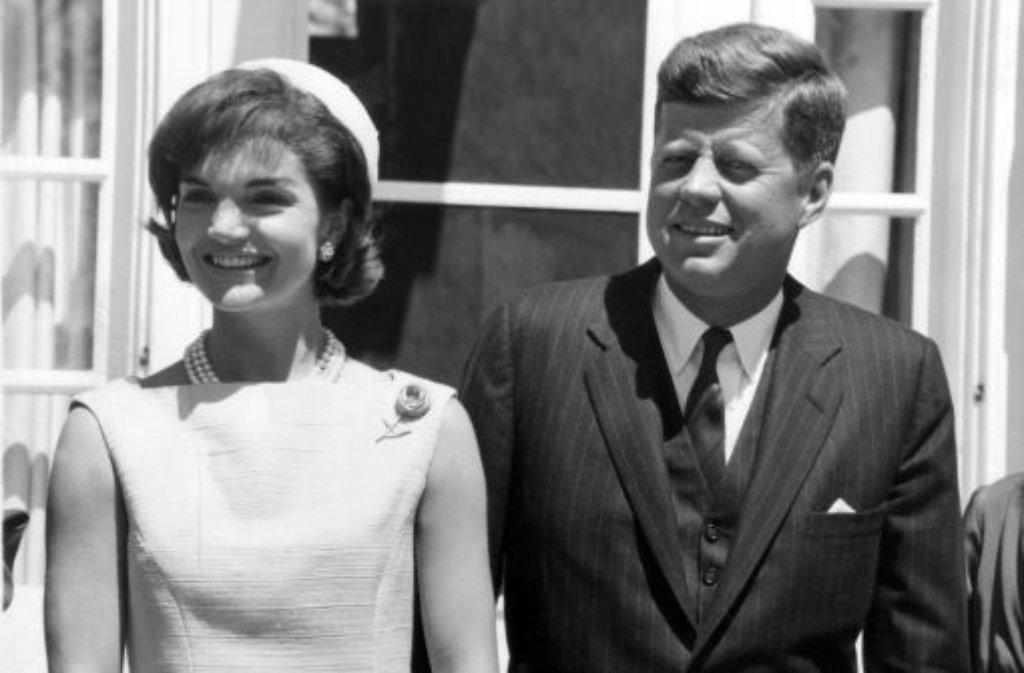 outlet store 47a90 7c8ec Jack und Jackie - US-Präsident John F. Kennedy und seine ...