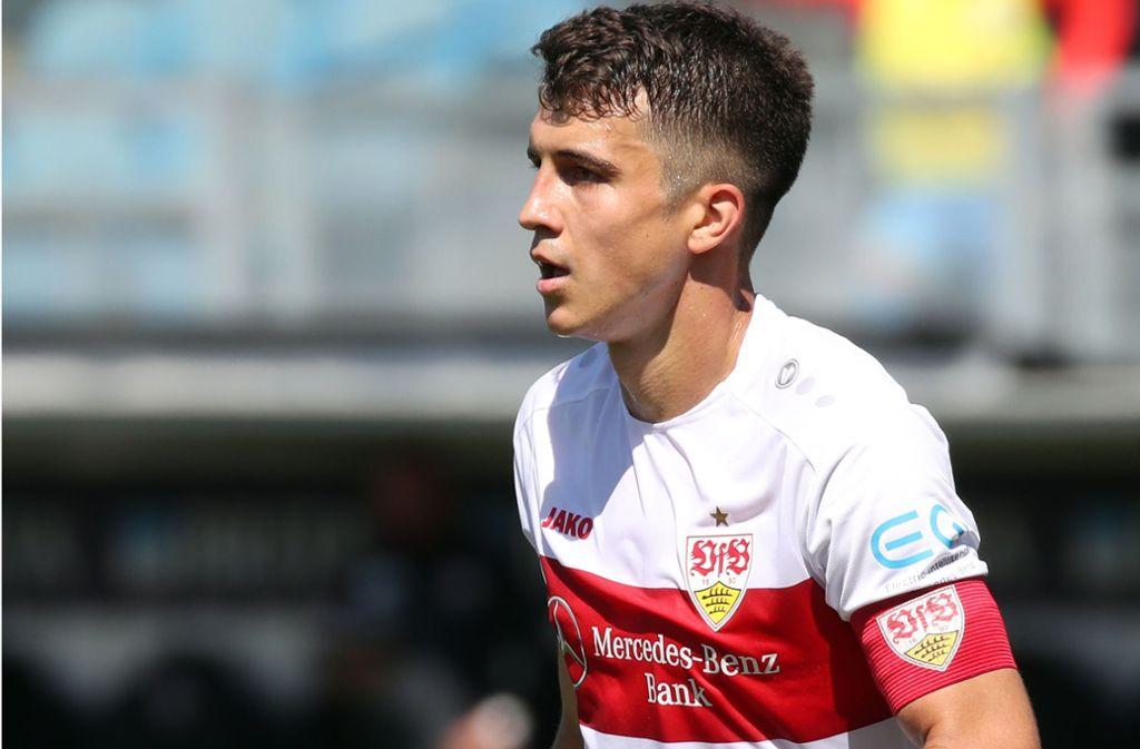 VfB Stuttgart gegen Holstein Kiel: Marc Oliver Kempf steht nicht in der Startelf
