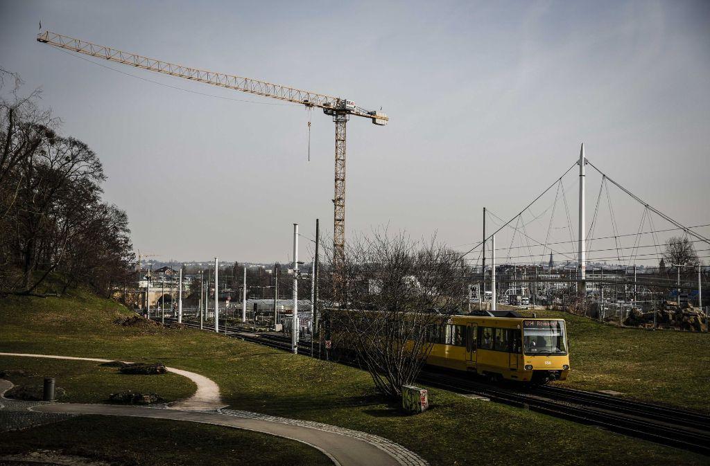 Baufirmen Stuttgart rosenstein und leuze tunnel in stuttgart besser ein ende mit
