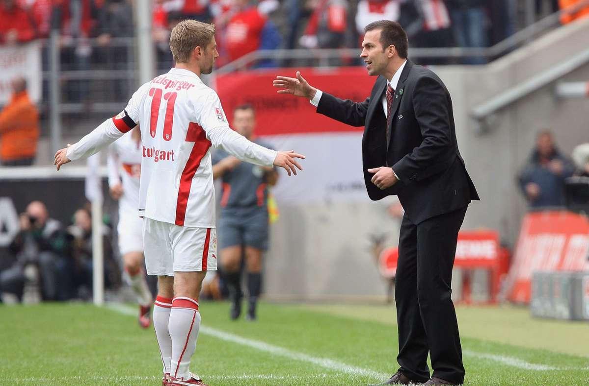 Ehemaliger Trainer des VfB Stuttgart - Markus Babbel geht mit Thomas Hitzlsperger hart ins Gericht - Stuttgarter Zeitung