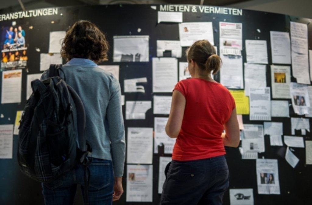 Baden Wurttemberg Studenten Finden Immer Schlechter Eine Wohnung