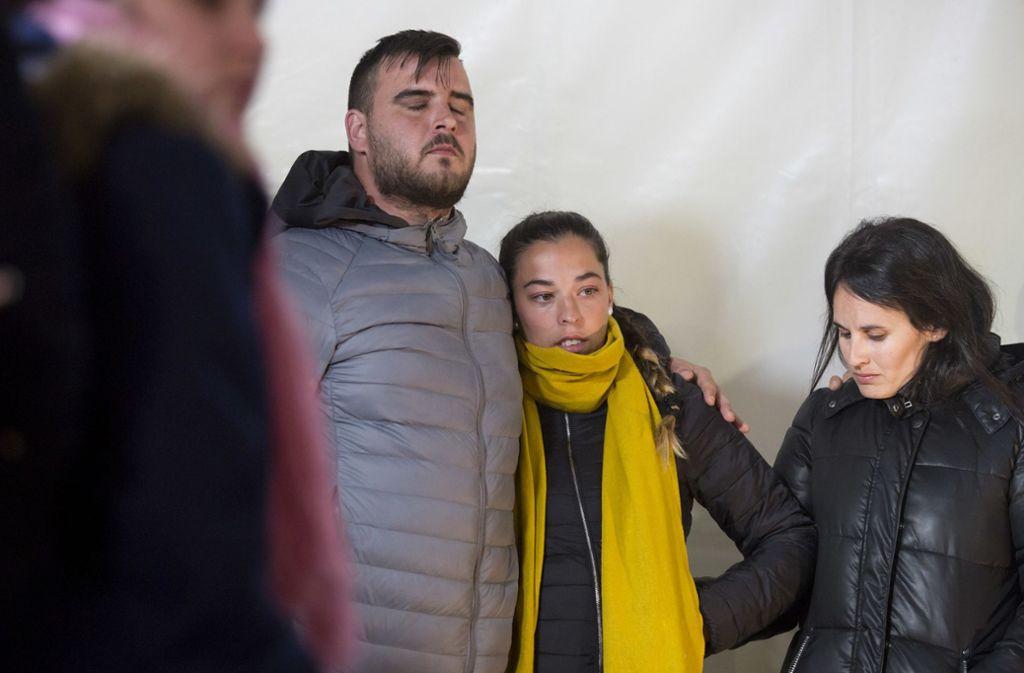Rettungsaktion In Spanien Traurige Gewissheit über Das Schicksal