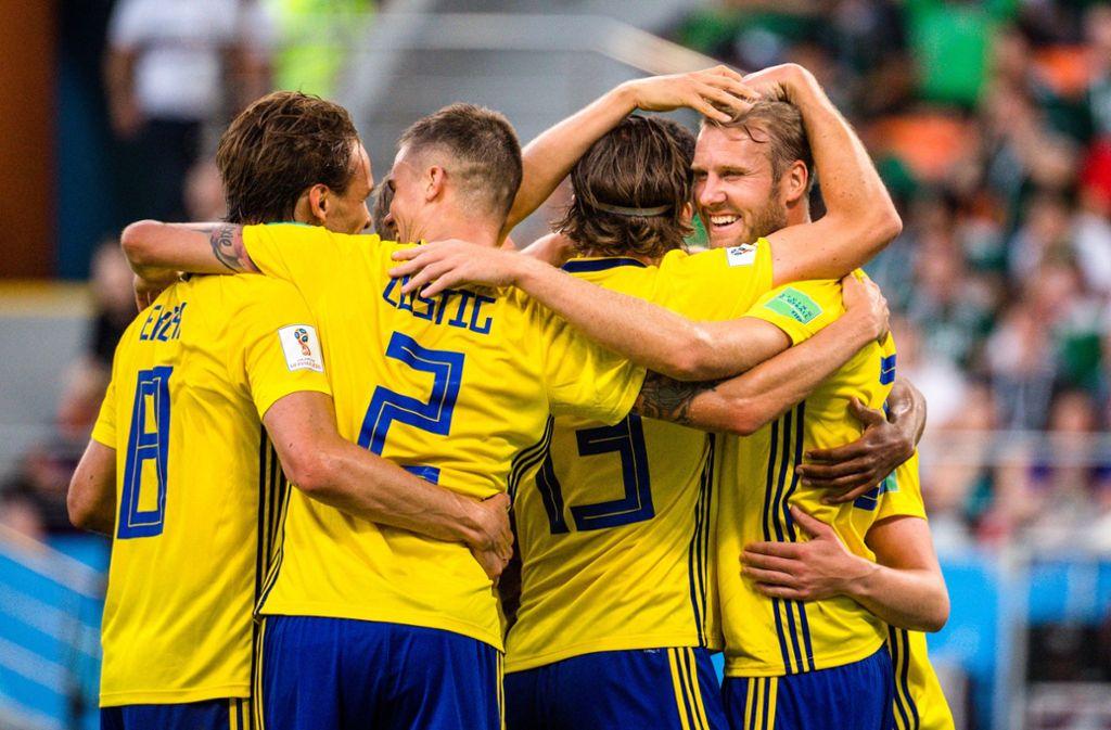 Wm Mexiko Schweden