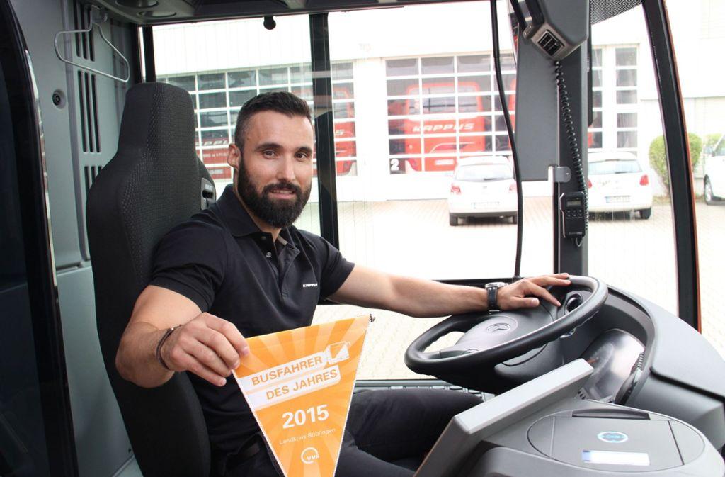 Altkreis Leonberg Wählen Sie Ihren Busfahrer Des Jahres Landkreis