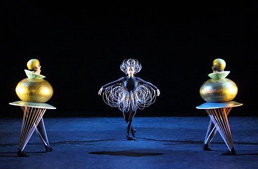 Theaterhaus: Das Triadische Ballett