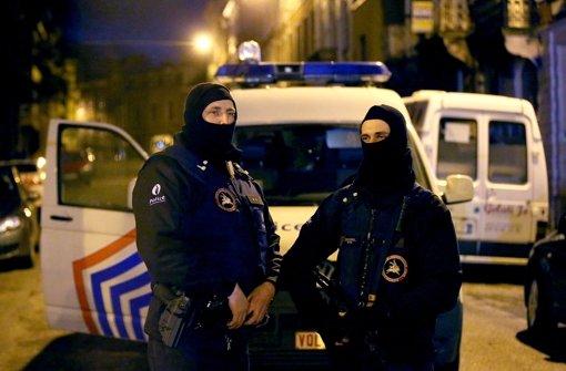 In Belgien wurden in einer geplanten Aktion mutmaßliche Dschihadisten festgenommen. Zwei Männer kamen dabei ums Leben. Foto: dpa