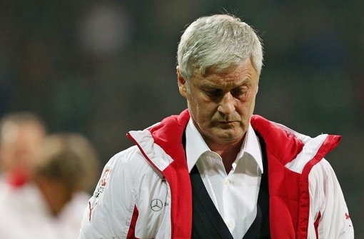 Veh tritt als Cheftrainer zurück