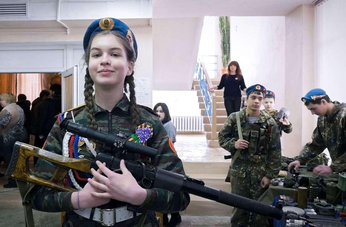 Bekanntschaft russland