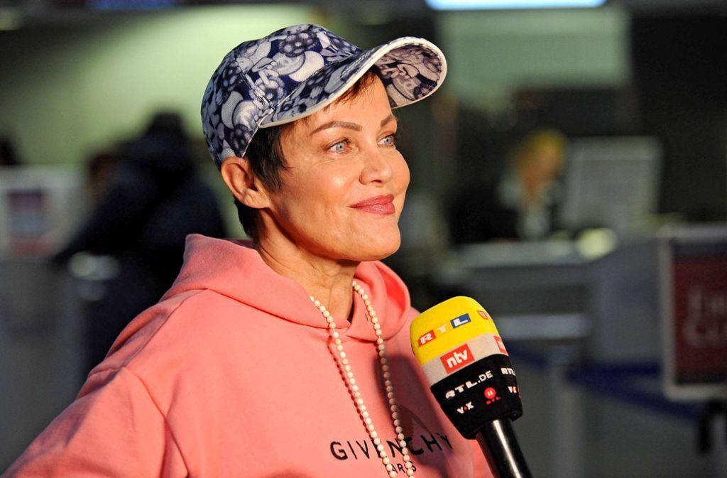 Dschungelcamp 2020 Sonja Kirchberger Bemerkt Mitleidige