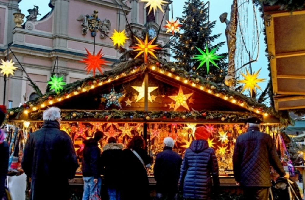 Ludwigsburg Weihnachtsmarkt.Stadt Ludwigsburg Weihnachtsmarkt Affäre Bleibt Mysteriös