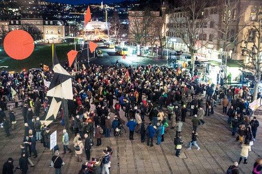 Fünf Jahre Bau und kein Ende des Protests