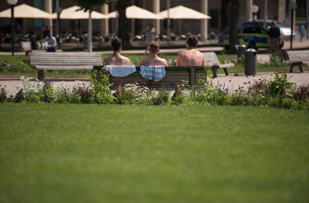 Hitze In Stuttgart Pray For Dachgeschossbewohner Panorama