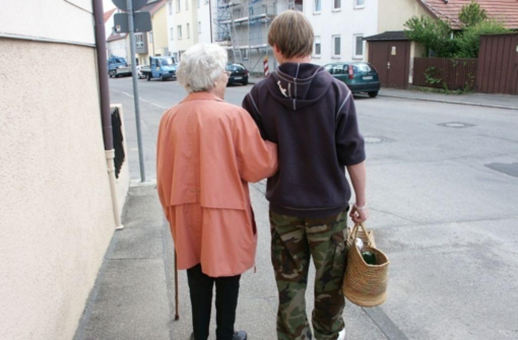 Bekanntschaften senioren