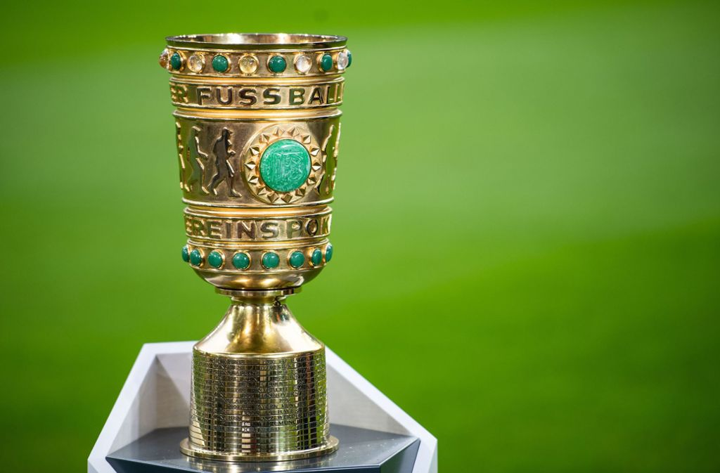 Gladbach Stuttgart Dfb Pokal