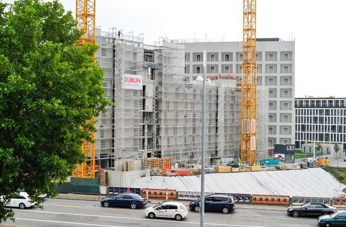 Schilda in Stuttgart - Die geschrumpfte Stadtbibliothek