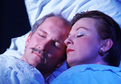 Wortkino: Die Ehe ein Traum