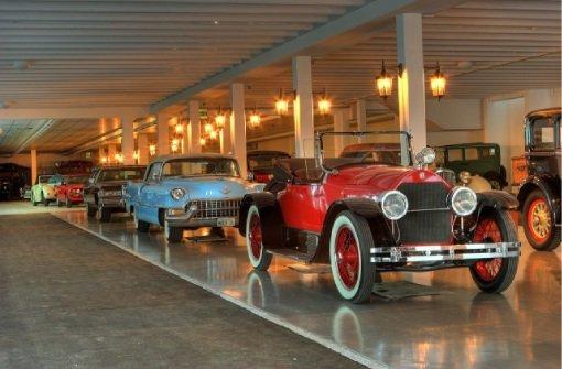 Das Auto- und Uhrenmuseum ErfinderZeiten in Schramberg