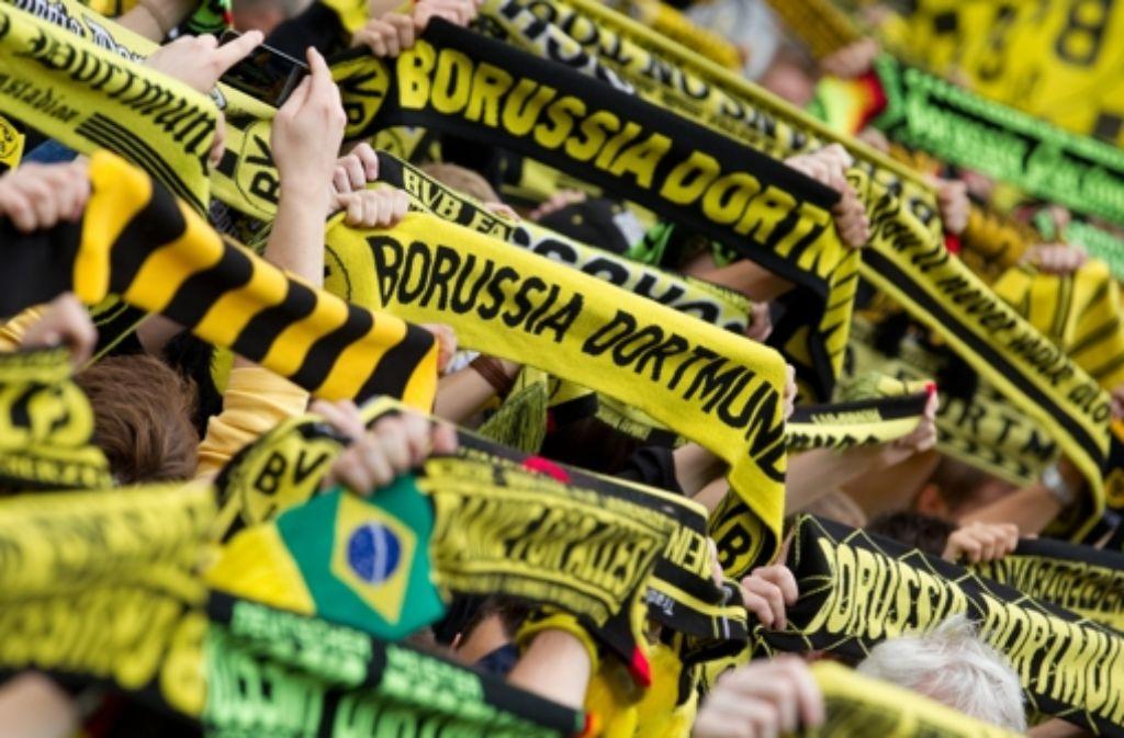 Bvb Freunde Deutschland Kontra Afd Wenn Aus Sport Politik