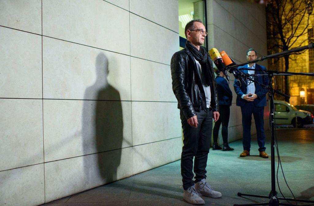 """Heiko Maas Und Sein Hipster Outfit""""styledemokratische xBeWrCdo"""