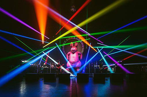 Porsche-Arena: The Australian Pink Floyd Show