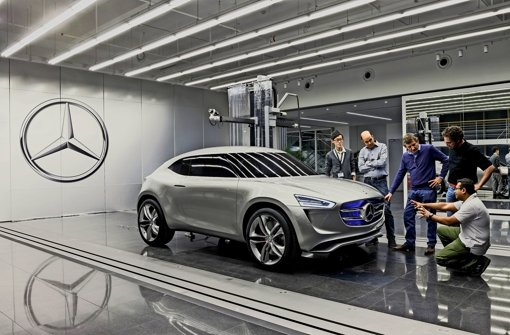 China als Daimler-Zukunftslabor