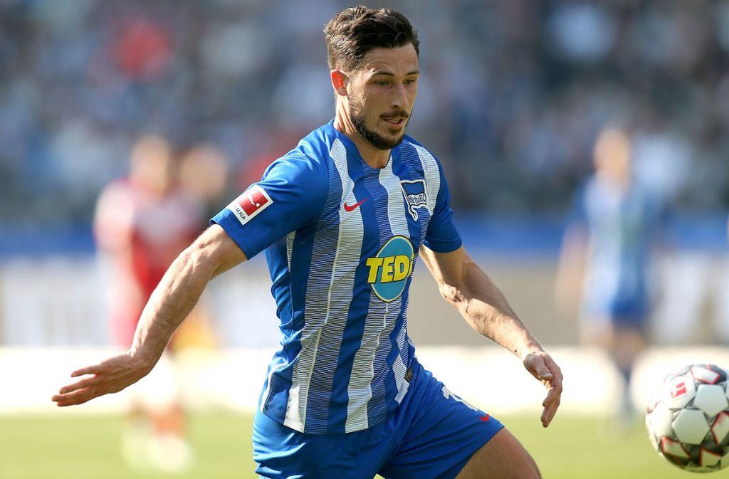 Mathew Leckie: Vergebliche Suche nach Ehering von Hertha-Profi ...