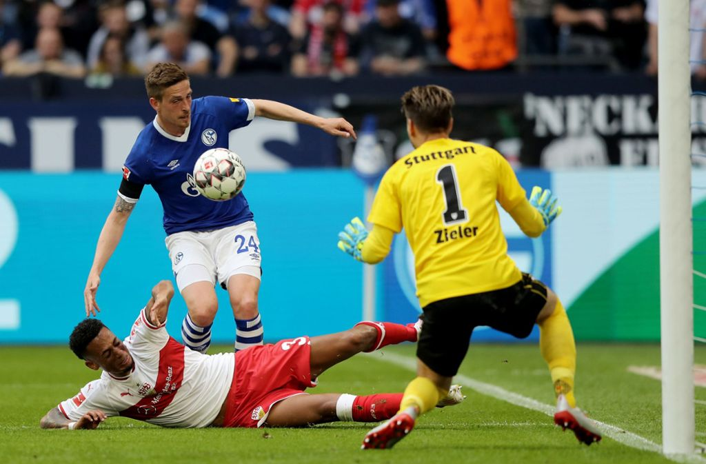 Vfb Gegen Schalke 2020