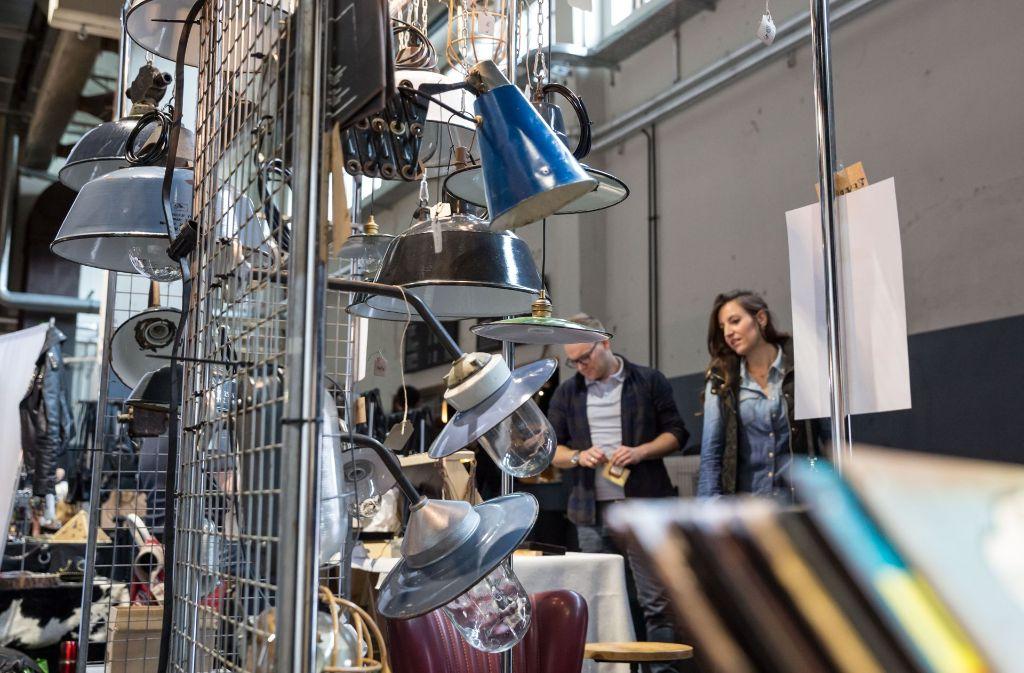 Kunst- Und Designmarkt Im Wizemann: Kein Mangel An