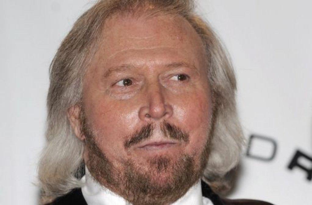 Barry Gibb Wird 65 Der Alpha Bee Gee Mit Der Hellen Stimme