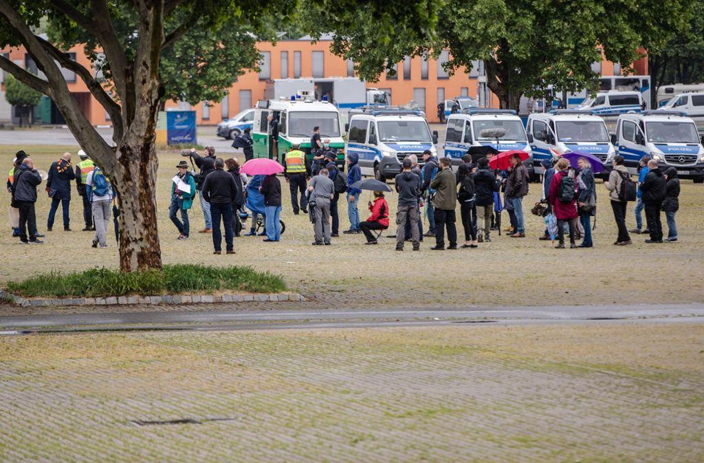 Demonstrationen gegen Corona-Maßnahmen: Protest im Zerfallsprozess