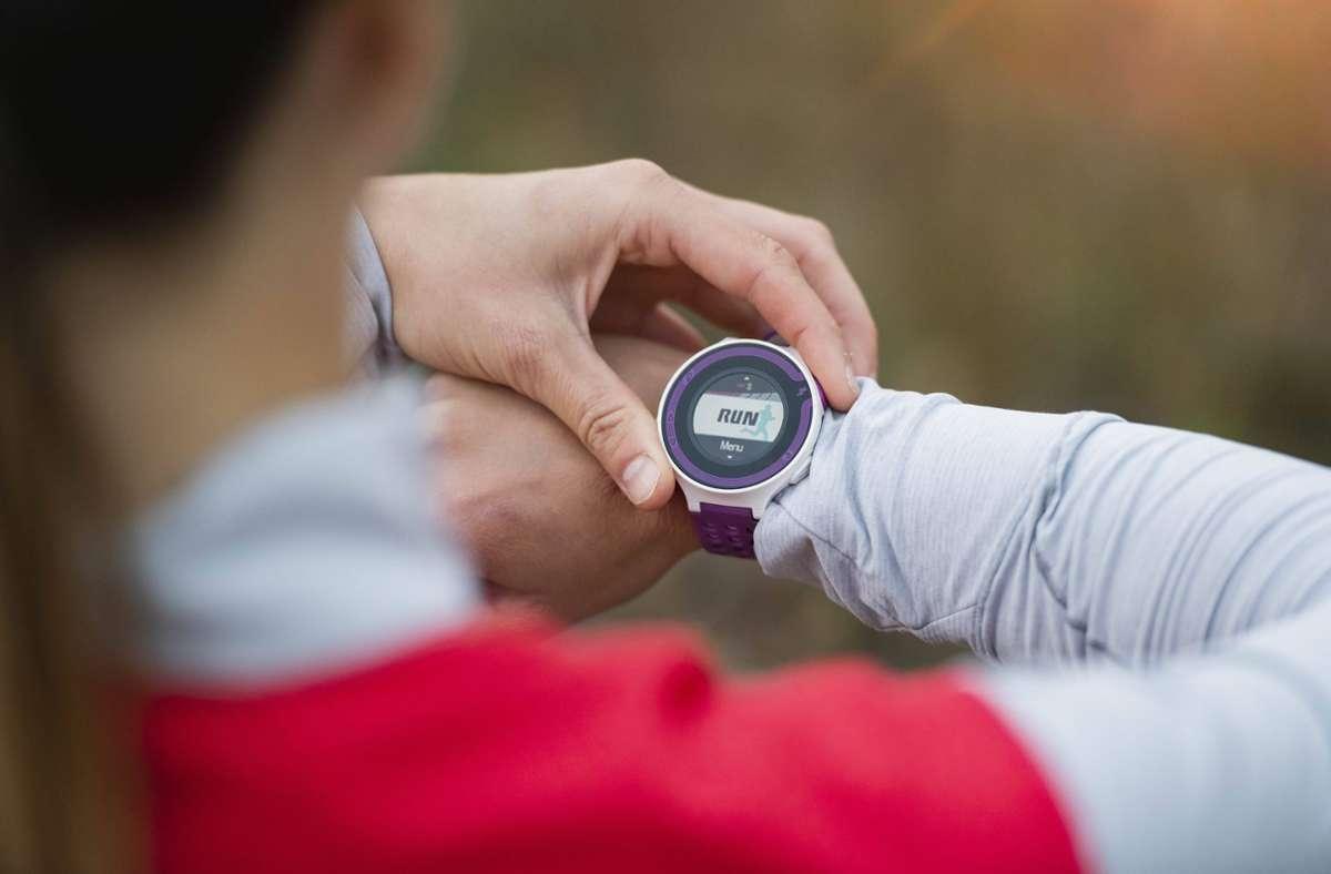 Studien aus New York und Stanford - Smartwatches erkennen Corona-Infektion – noch vor ersten Symptomen - Stuttgarter Zeitung