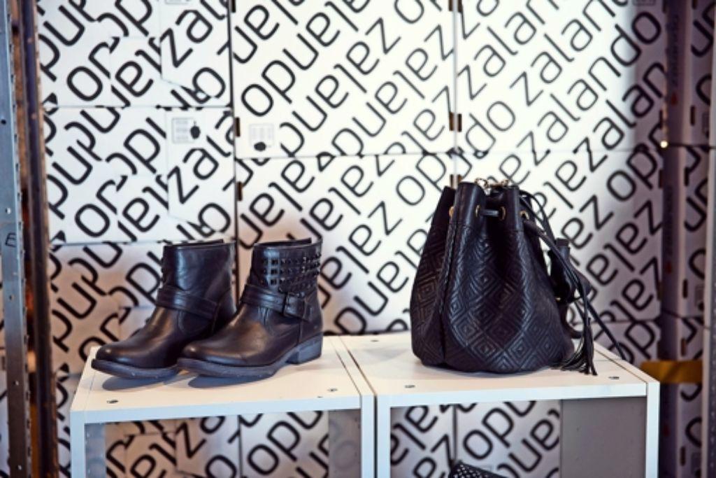 Zalando verschickt inzwischen viel mehr als nur Schuhe und betreibt auch  Modemarken in eigener Regie. da8752ec002