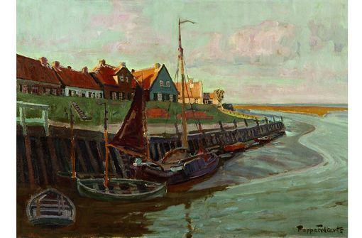 Im Bann der Nordsee. Die norddeutsche Landschaft seit 1900 - Städtische Galerie Bietigheim-Bissingen