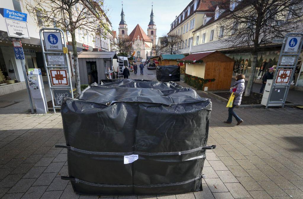 Wann Beginnt Der Weihnachtsmarkt In Stuttgart.Weihnachtsmarkt In Stuttgart Betonbarrieren An Fünf Stellen Geplant