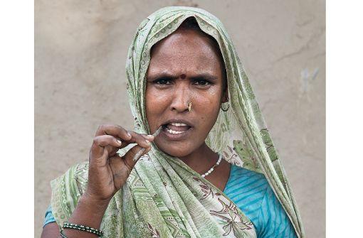 Nicolaus Schmidt: India Women bis 31.5. im Treffpunkt Rotebühlplatz